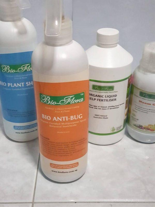 Bio-Flora Organic Bug Terminator Spray