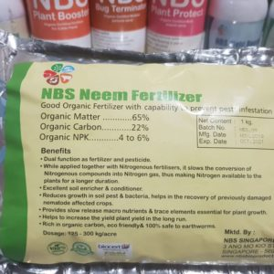 Neem Fertilizer