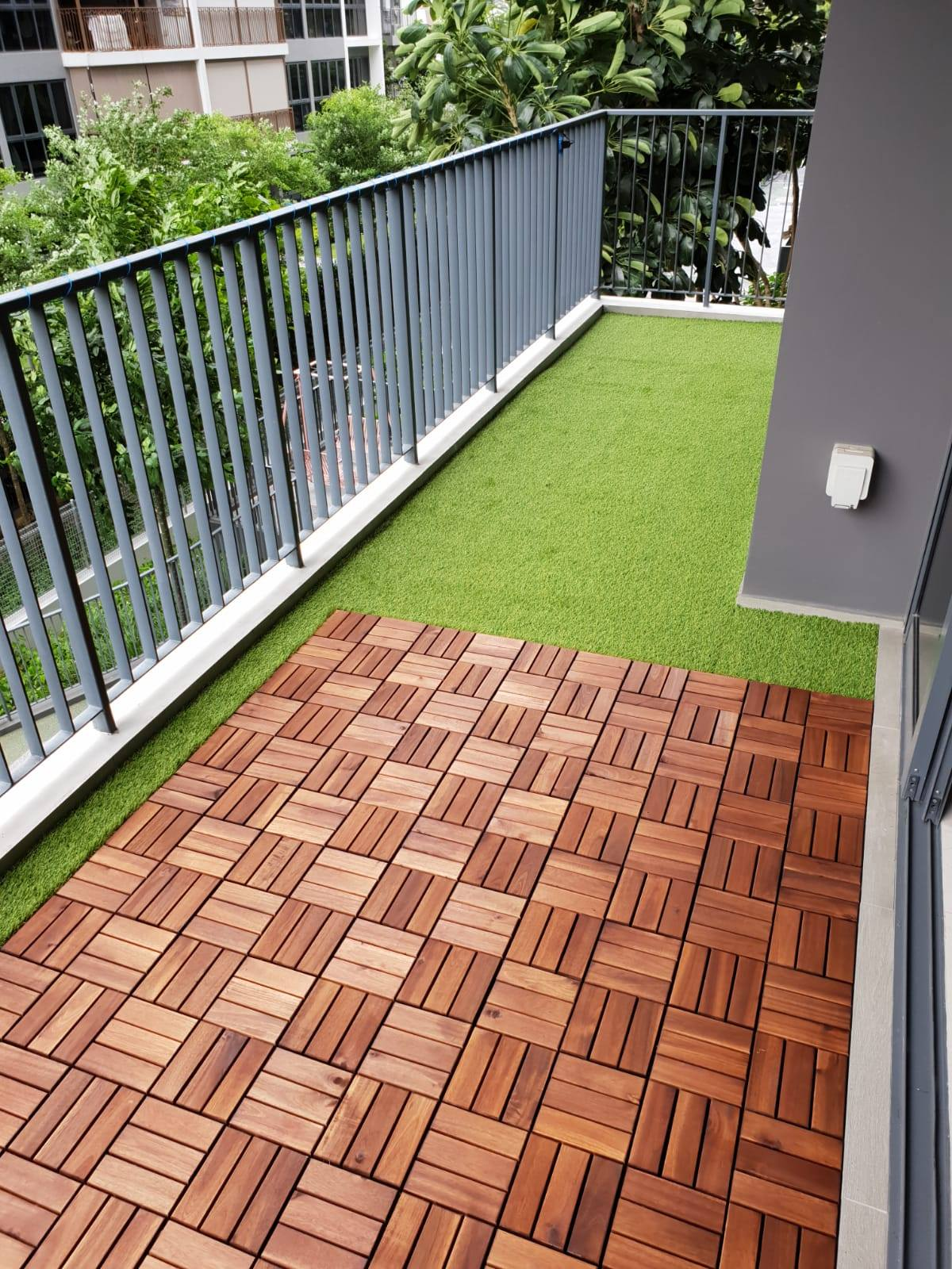Balcony Green Space